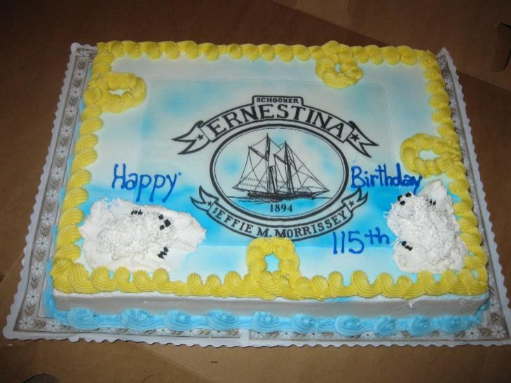 Ernestina's Cake